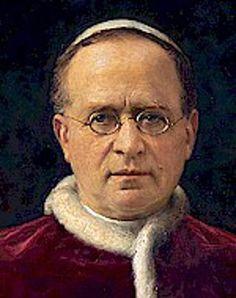 Pope Pius XI - Adolfo Müller-Ury Pope Pius Xi