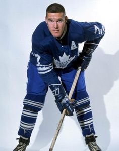 """Tim Horton.  From Hockey Hall of Fame. Also the founder of the now famous """"Tim Horton's"""" coffee. For sure in Canada, and now becoming more available in locations throughout the US as well."""