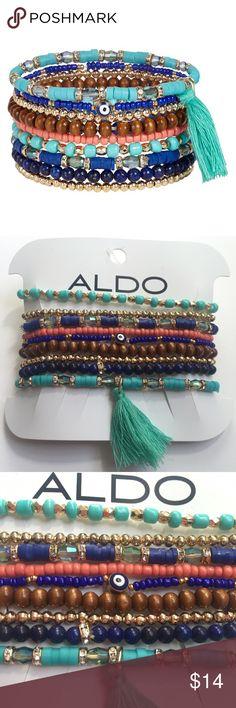 Spotted while shopping on Poshmark: NWT Aldo Belknap Bracelets! #poshmark #fashion #shopping #style #ALDO #Jewelry