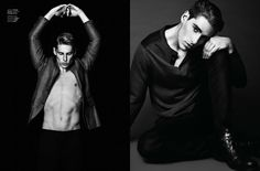 'Express Yourself' Editorial for August Man Magazine