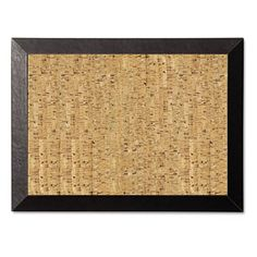 MasterVision 24 x 18 in. Natural Cork Bulletin Board - BVCSF0422581012