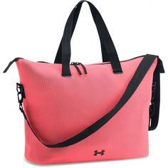 Dámská taška Under Armour On The Run růžová Red Tote Bag, Tote Purse, Tote Handbags, Tote Bags, Workout Gear For Women, Womens Workout Outfits, Gym Backpack, Gym Bag, Stylish Backpacks