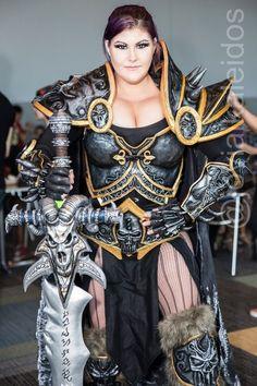 Female Lich King - 2015 Halloween Costume Contest via @costume_works