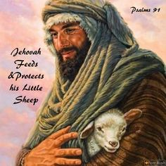 Psalms Praise the Lord; praise God our savior! For each day he carries us in his arms. Pictures Of Jesus Christ, Bible Pictures, Why Jesus, Jesus Is Lord, Caleb Y Sophia, Jehovah Paradise, Bible Illustrations, Jesus Art, Biblical Art