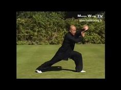 Tai chi for beginners - Chen style 1 part 4 - YouTube