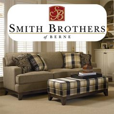 Interested in the clean lines and quality of Smith Brothers sofas. Saw these at Grand Furniture ($1400-1800).