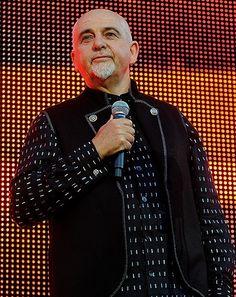 Peter Gabriel - New Blood Tour 2011
