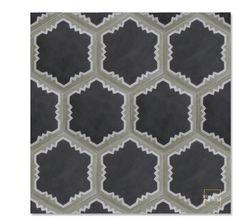 Parisienne Art C4-34-24 encaustic tile from Mosaic House