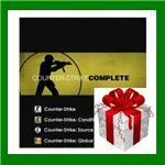 Counter Strike Complete - Steam Gift RU-CIS-UA + БОНУС