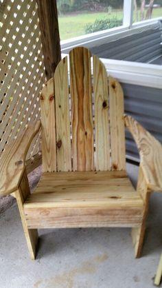 My Adirondack Chair