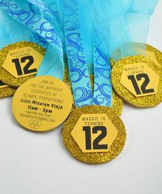 Gold Medal  DIY  GOTR Girls On The Run Practice 5K