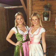 Valentina Pahde / Das tragen unsere Promidamen dieses Jahr auf der Wiesn. Ich habe auf meinem Blog http://puderundpinsel.com eine TOP 10 der schönsten Outfits erstellt. #promilook   #wiesnlook   #wiesnblog   #dirndlblog   #trachtenblog   #dirndl   #wiesn2015   #oktoberfest   #veronapooth   #claudiaeffenberg   #lenagercke   #valentinapahde   #janinauhse   #janainazarrella   #janajuliekilka   #annemariecarpendale   #verenakerth   #promistyle   #styling   #wiesnstyling   #dirndldesigner…