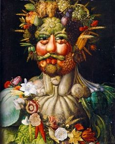 A PowerPoint about the artist Arcimboldo - great for a study during harvest festival time.