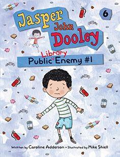 Jasper John Dooley: Public Library Enemy #1 - Kindle edition by Adderson, Caroline, Shiell, Mike. Children Kindle eBooks @ Amazon.com.