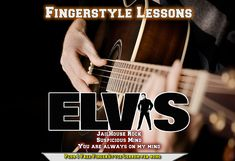 Suspicious Minds, Best Starters, Jailhouse Rock, Always On My Mind, Classic Songs, Elvis Presley, Acoustic, Guitar, Mindfulness
