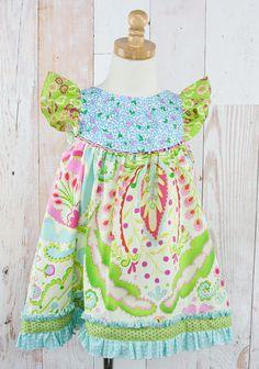 GREENHOUSE FLUTTER DRESS$72