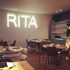 Rita & Champagne, Madrid, Spain