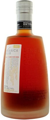 Renegade Rum Jamaica Hampden 1992