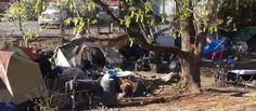 April 2017 -  Camps of homeless people are popping up all over Portland, Oregon, causing more crime, drug use, prostitution, and thievery — and neighbors want the practice to stop.  According to Portland resident Ray Gordon, he and his neighbors have tried reporting nearby camps to city, county and state agencies, to no avail.