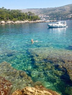 Lokrum Island, Dubrovnik, Croatia — by Kaisa-Triin Karu. Day 3: Lokrum island. Worth visiting. We spent there about 4 hours just swimming, walking around, d Cliff diving,...