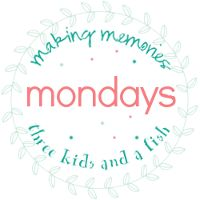 Making Memories Mondays going on now!! Link Parties