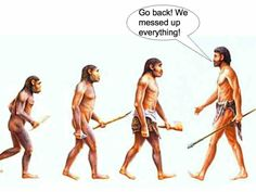 Funny pictures about The evolution of the human species. Oh, and cool pics about The evolution of the human species. Also, The evolution of the human species photos. Humor Videos, Funny Quotes, Funny Memes, Hilarious, Funny Cartoons, Memes Humor, Satire, Beste Comics, Satirical Illustrations
