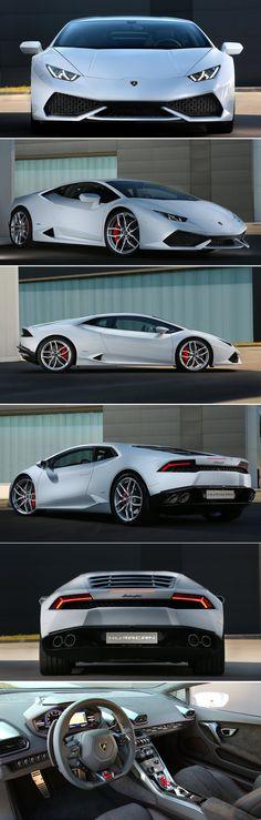 Lamborghini Huracan LP610-4. Follow @y_uribe for more pics.