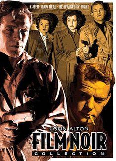 John Alton Film Noir Collection DVD
