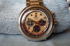 tissot t 12 vintage chronograph - Google Search