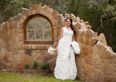Stacy  Michael's wedding / Smith Photography / Venue: Kindred Oaks