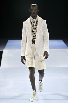 Walter Van Beirendonck Spring 2011 Menswear Fashion Show