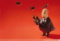Juan Pablo Zaramella - Juan Pablo además tiene muy buenos cortometrajes animados!!! Búsquenlos les van a encantar!