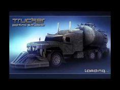 Let's Play Friday: Trucker Parking Sim