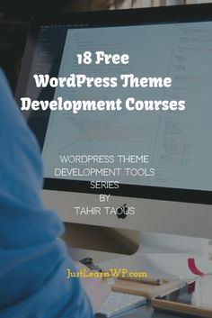 WordPress theme development courses free