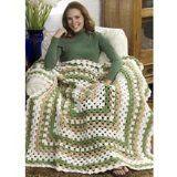 Weekend Granny Afghan Crochet Afghan Kit