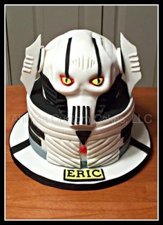 General Grievous - Cake by Ahimsa