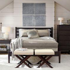 Barnes Bedroom Collection - contemporary - Bedroom - Chicago - Crate&Barrel