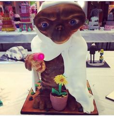 My E.T cake - Cake by Juste1cake