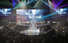 Tmall Bets on 'See Now, Buy Now' Live-Streamed Fashion Show to Lure Global Luxury Brands