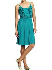 Abby, if you see this, this is like the dress I got except mine has thicker straps :)