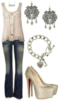 Great outfit for a night out