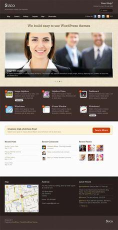 Suco WordPress Theme - Themify