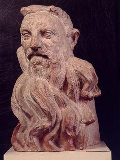 Buste de Rodin - Emile-Antoine Bourdelle