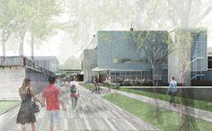 Architectural Rendering | Tipton Associates Architecture | Planning | Interiors