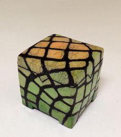 jarra de cerámica kubus