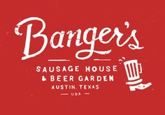 how can you NOT eat at a place called Banger's that has such fabulous marketing?