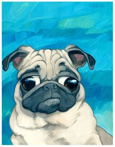 Mugsy by Georg Williams♥•♥•♥