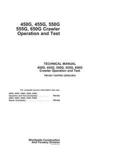 Cat caterpillar m318 m320 wheeled excavator complete repair service pdf download john deere 450g 455g 550g 555g 650g crawler dozer operation and test manual tm1403 fandeluxe Choice Image