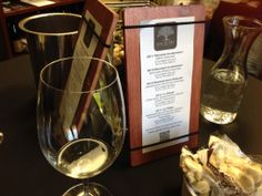Wine tasting in Woodinville, Washington... just down the road from me!