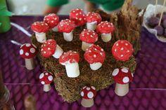 "Photo 1 of 37: Fairy Party / Birthday ""Mia's Tinkerbell Birthday""   Catch My Party"